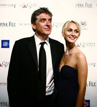 Craig Ferguson, Megan Wallace-Cunningham Wedding